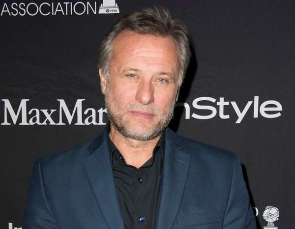 Actor Michael Nyqvist, who starred opposite Noomi Rapace
