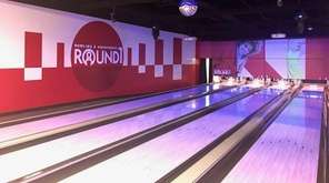 Round 1 Bowling & Amusement will open its