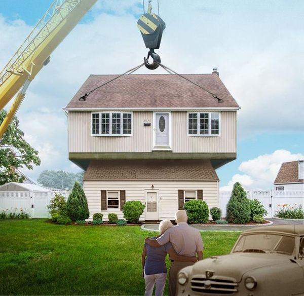 How many original Levitt homes are left?