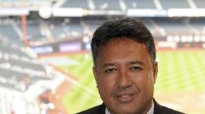SNY analyst Ron Darling poses for a portrait