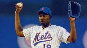 Former Mets pitcher Anthony Young died Tuesday, June