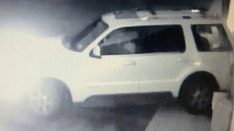 Suffolk County police are looking for the person