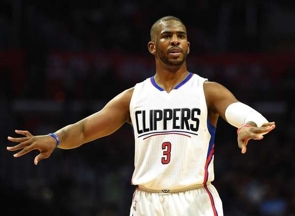 TheClippers have traded Chris Paul to the Rockets