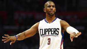 The Clippers have traded Chris Paul to the Rockets