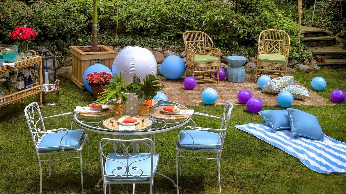 Beach Themed Party Tips Ideas From Interior Designers Newsday