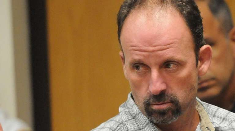 Murder defendant John Bittrolff in court in July