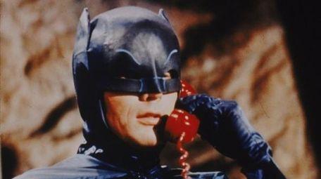 Adam West played Batman in a TV series