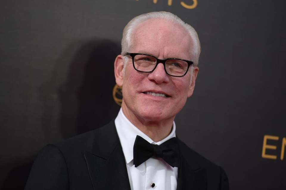 Tim Gunn, the fashion icon and recognizable judge