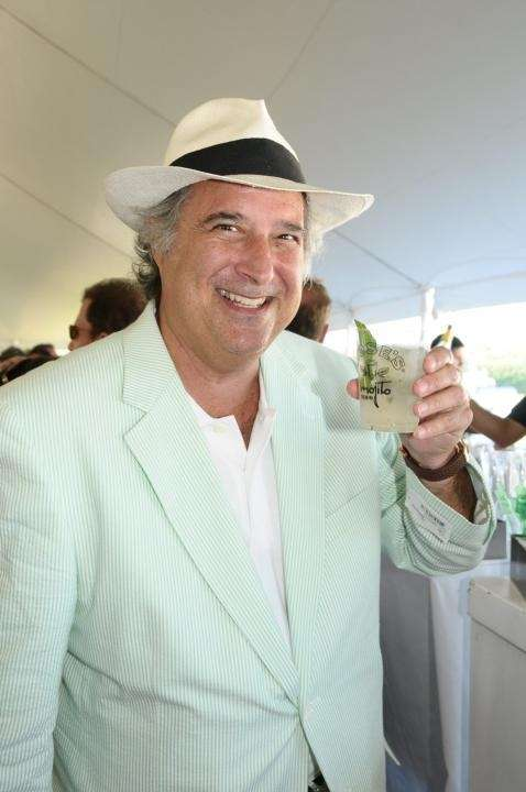 Broadway Producer Stewart Lane attends the Mercedes Benz