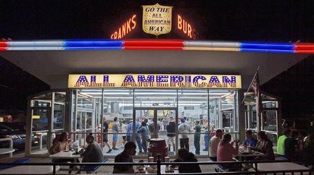 All American Hamburger Drive-In in Massapequa has been