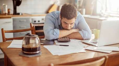 Facing your debt is the first step toward