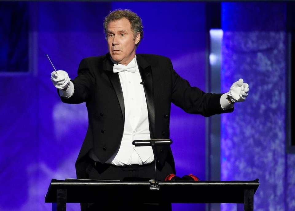 Actor Will Ferrell, who has starred in films
