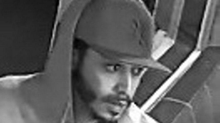 Suffolk County police are seeking a man seen