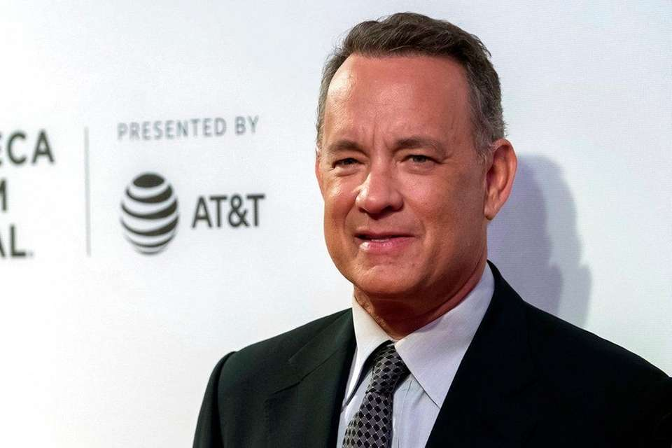 Two-time Oscar winner Tom Hanks was born July