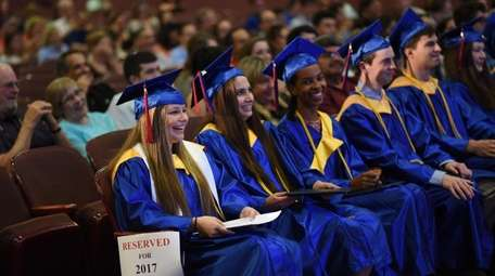 South Side High School held its second graduation
