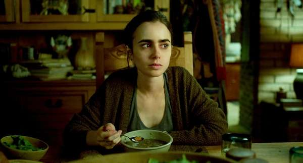 Lily Collins stars in