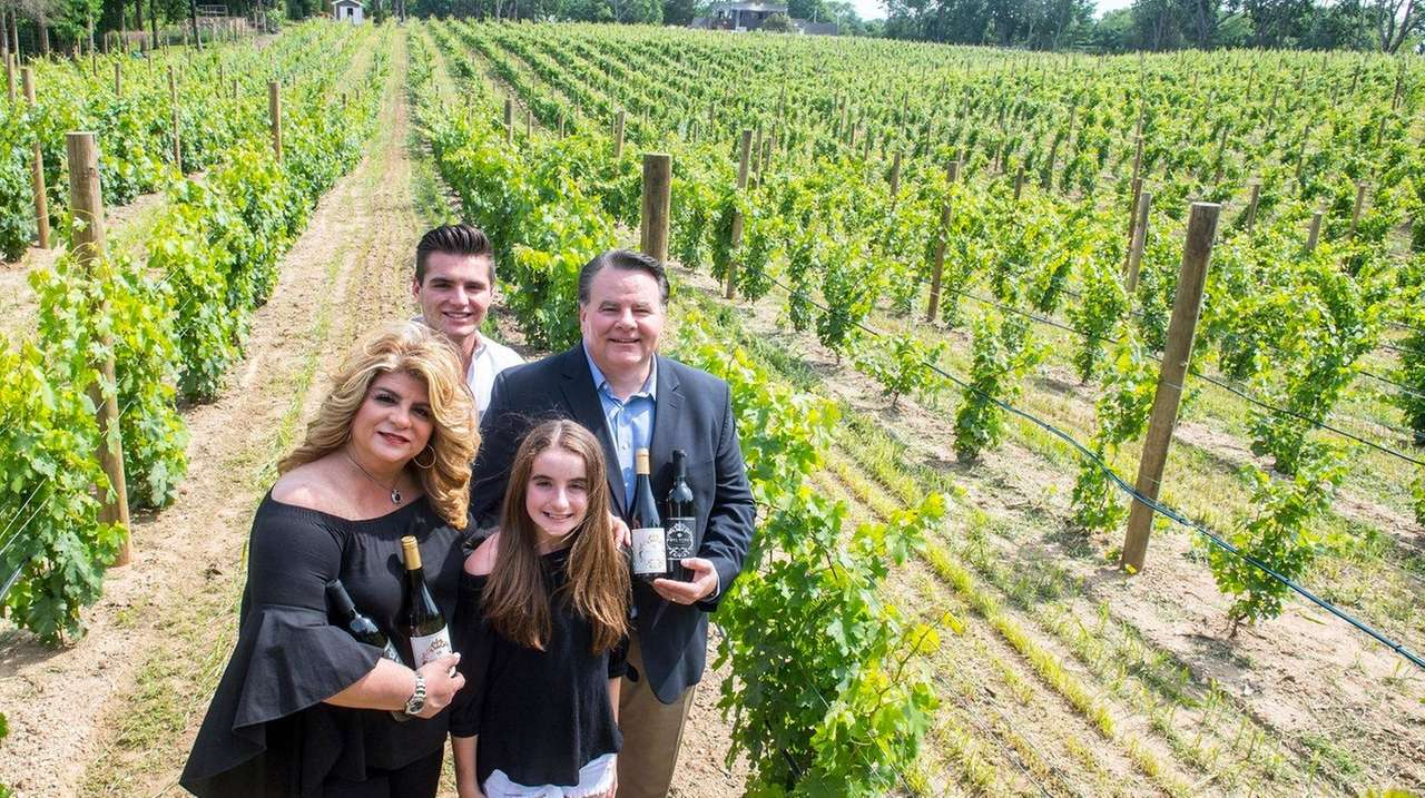 Northport Winery Plans February Opening Newsday