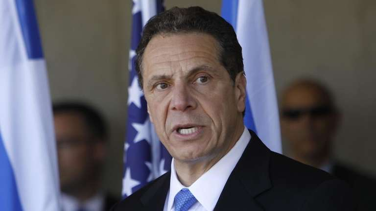 Gov. Andrew M. Cuomo said on June 30,
