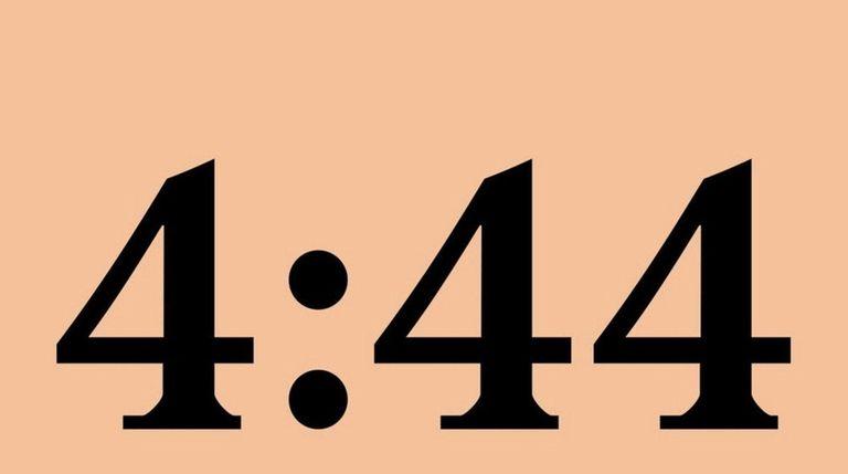 Jay-Z's new album,