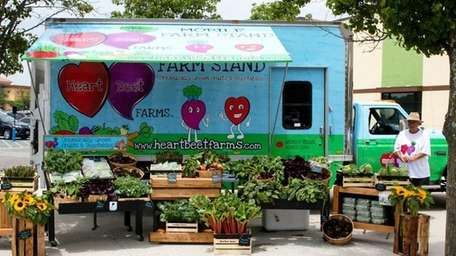 HeartBeet Farms is located at Smith Haven Mall