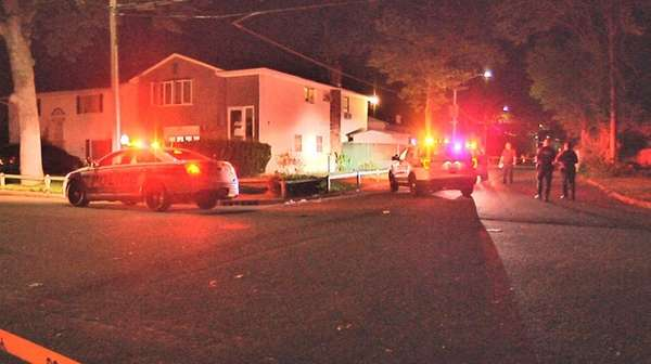 A man was shot on Brooklyn Avenue at