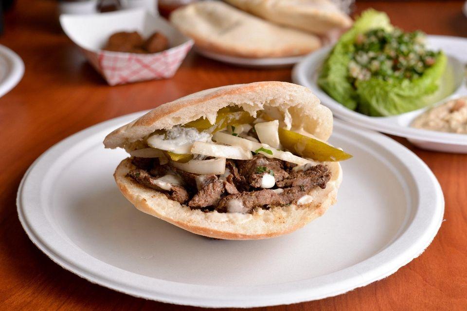 Kabobshak Mediterranean Grill (680 Middle Country Rd., Selden):
