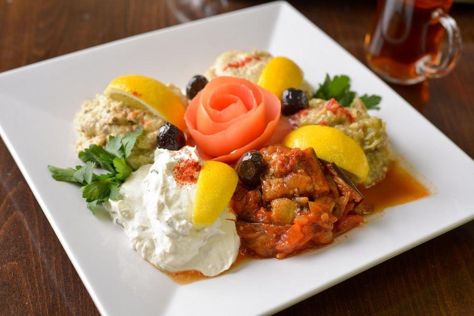 Turkuaz Mediterranean Gourmet (493 Hempstead Tpke., West Hempstead):