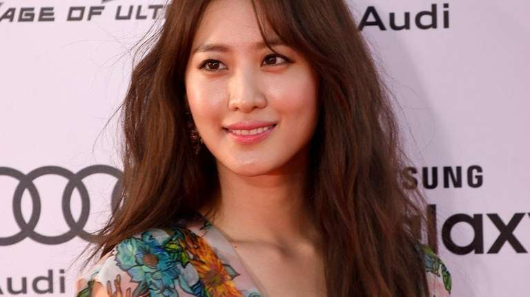 Claudia Kim will be part of a diverse