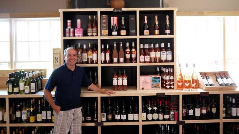 George Eldi owns Wines by Nature, which opened