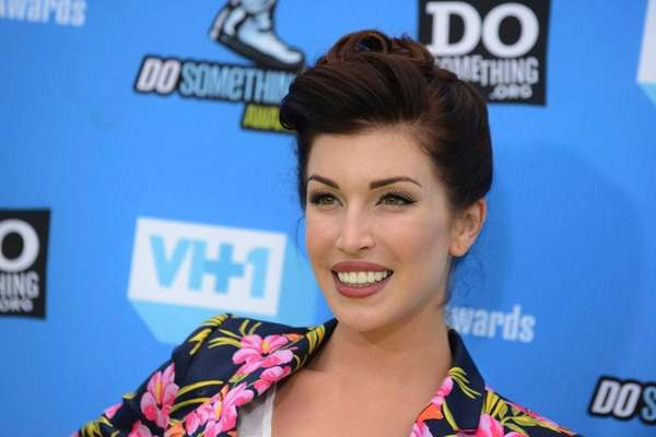 Actress Stevie Ryan, above in 2013, first gained