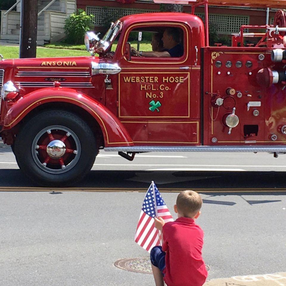 Parade Patriot