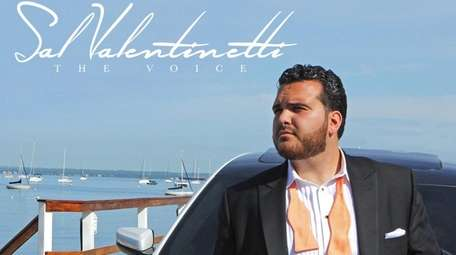 Sal Valentinetti, 21, of Bethpage, will release his