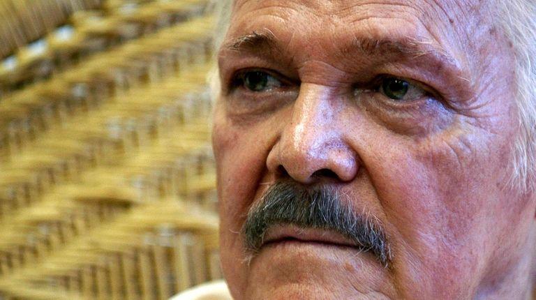 Mexican artist José Luis Cuevas was known for