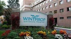 NYU Winthrop Hospital Children's Medical Center in Mineola