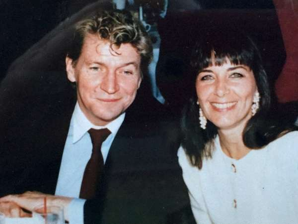 Undated photo of Ed and Sue Anne Dennehy.