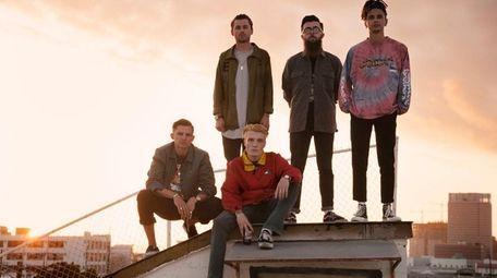 Welsh rockers Neck Deep will play the Vans