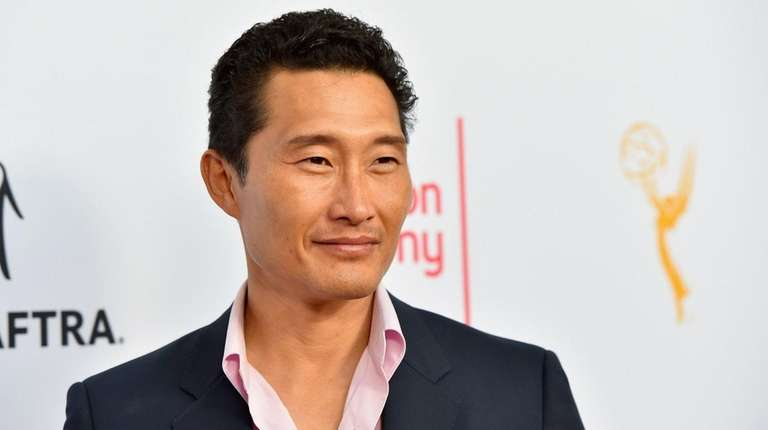 Actor Daniel Dae Kim in Beverly Hills, Calif.,