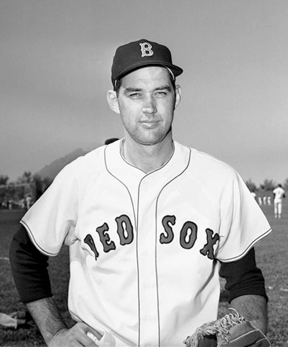 Former NBA and MLB champion Gene Conley, was