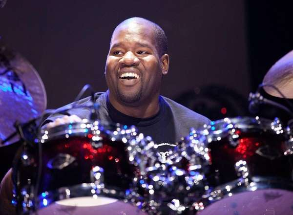 John Blackwell at Guitar Center's Drum-Off Grand