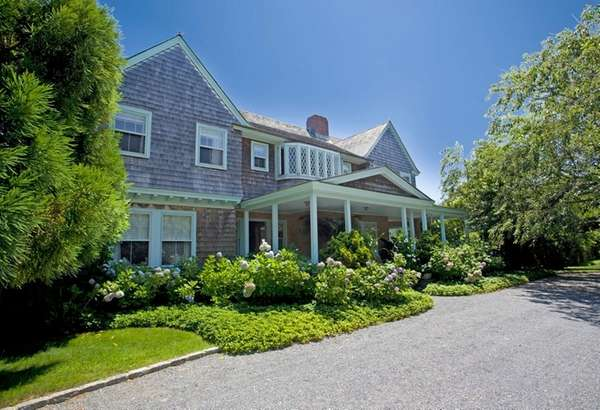 Grey Gardens in East Hampton