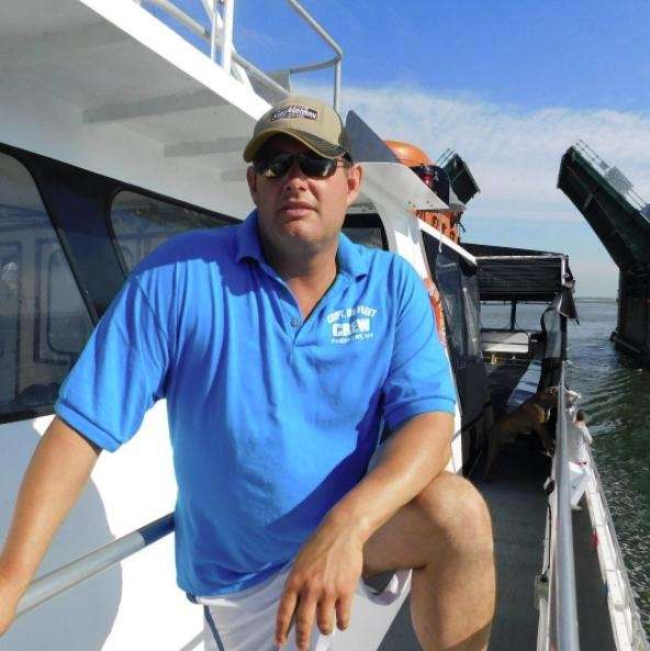 Captain Mike Wasserman of the Capt. Lou Fleet