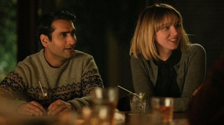 Kumail Nanjiani and Zoe Kazan fall in love