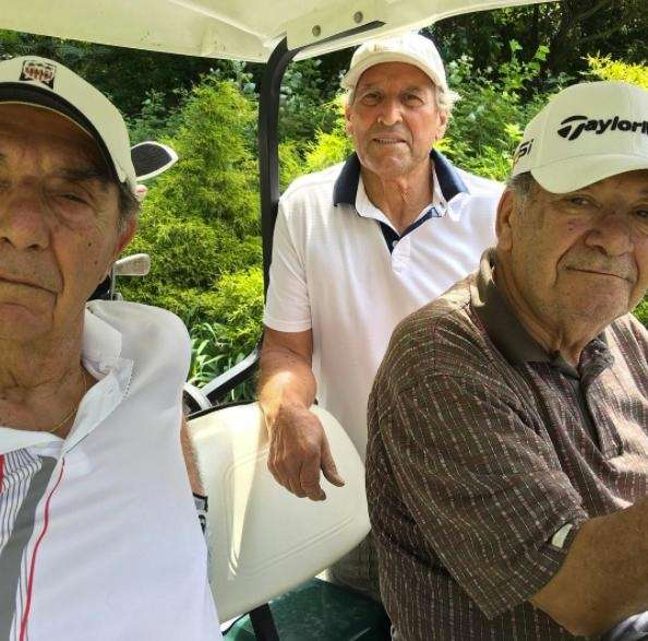 Bob Demarzo, 79, of East Northport, John Ilardo,