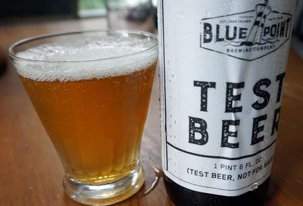 The pre-Prohibition style lager thatBlue Point Brewing Co.