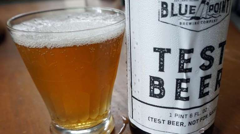 The pre-Prohibition style lager that Blue Point Brewing Co.