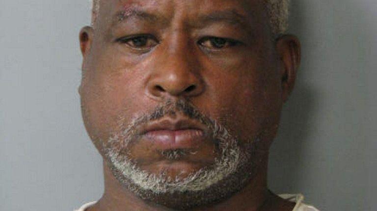 Nassau County police said Darius Nellums, 49, of