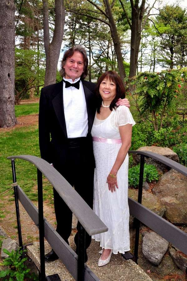 Stephen Fricker and Patricia Shih of Huntington renewed