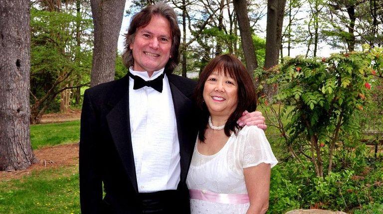Stephen Fricker and Patricia Shih of Huntington renewed