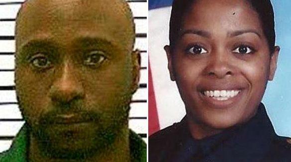 Alexander Bonds, 34, left, was killed by police