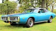 1974 Dodge Charger SE 440 owned by Thomas